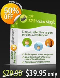 Video Chroma Key Software
