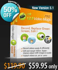 Green Screen Video Software