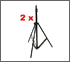 High Quality Tripod/Light Stands