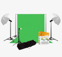 Complete Green Screen Kit