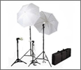 Continuous Digital Lighting Kit