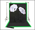 3 Muslin Continuous Lighting Kit