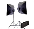 Premium Continuous Lighting Kit